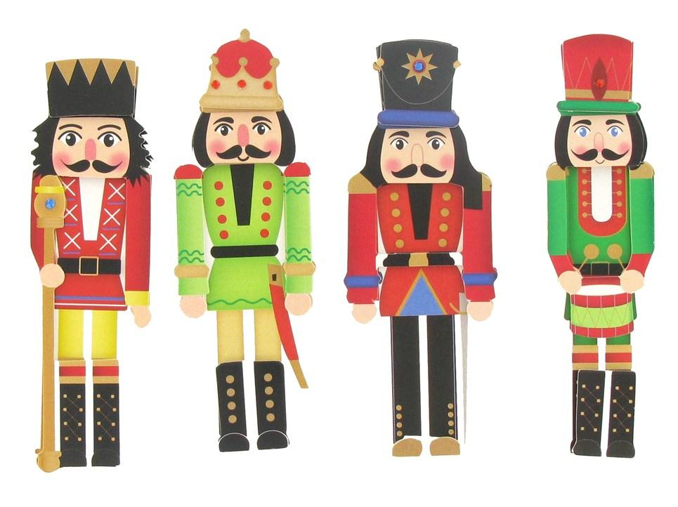 Cute Nutcracker Clipart.