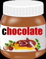 Nutella Clip Art Download 4 clip arts (Page 1).