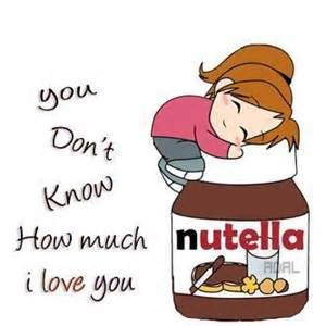 Nutella Jar Clipart.