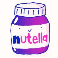 Nutella Clip Art.
