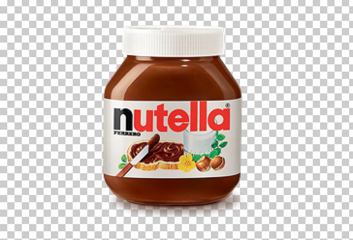 Ferrero Rocher Nutella Hazelnut Spread Chocolate Spread PNG.