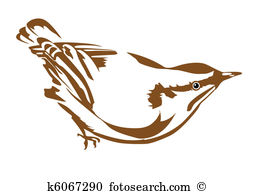 Nuthatch Clipart Vector Graphics. 14 nuthatch EPS clip art vector.