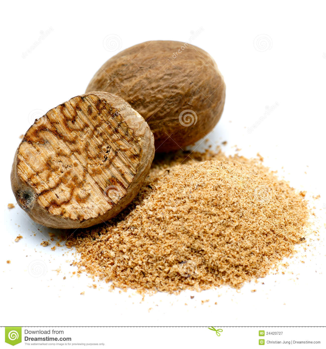 Nutmeg Stock Photos, Images, & Pictures.