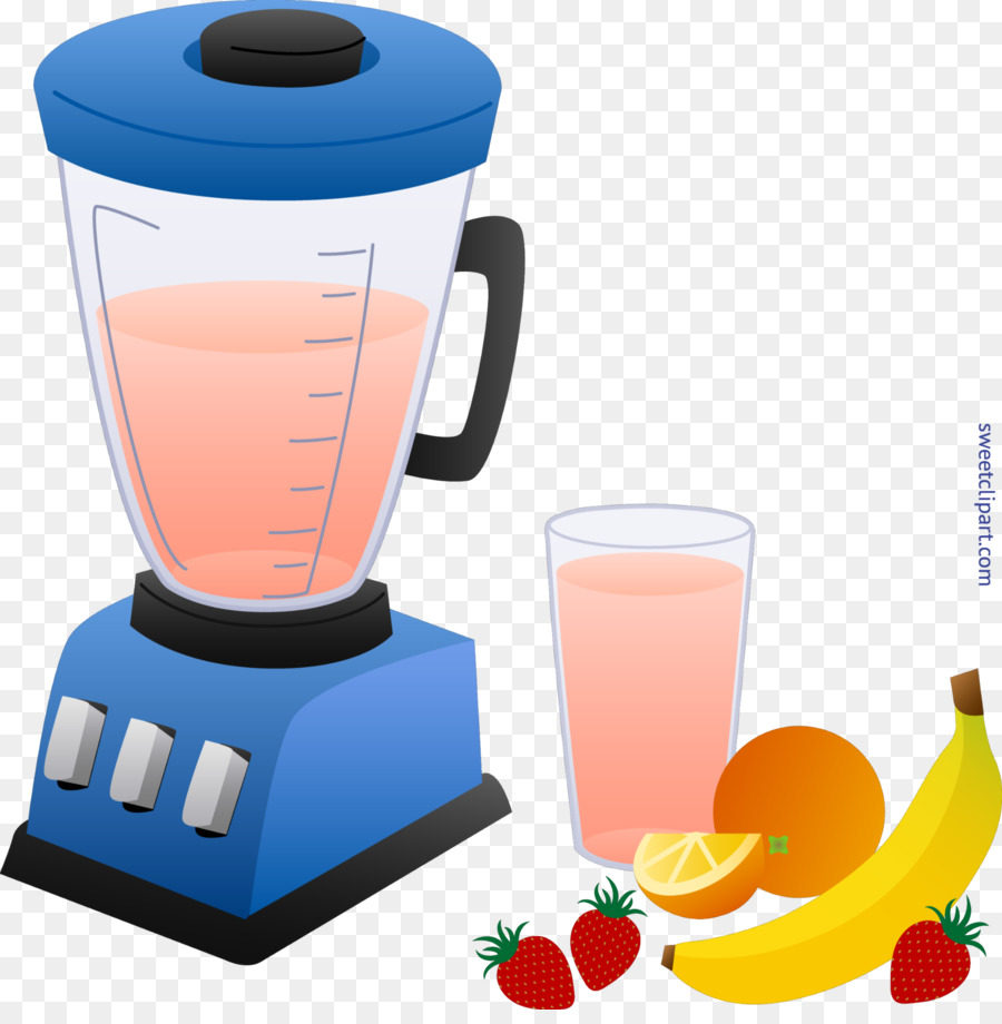Juice clipart smoothie blender, Juice smoothie blender.