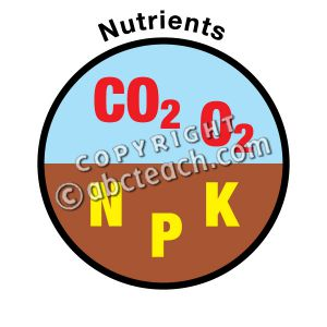 Nutrients clipart #3