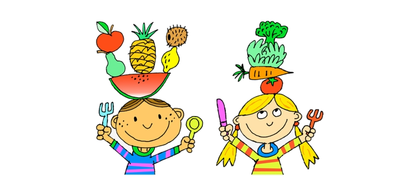 Healthy Food Eat Drawing Clipart Diet Transparent Png.