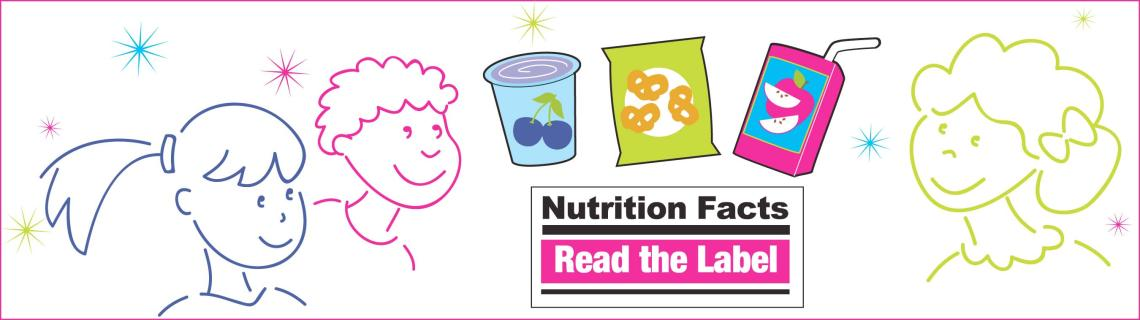 FDA Helps Kids Learn to Read the Label.