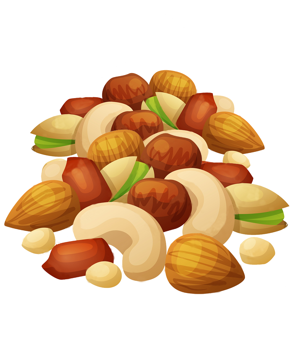 Mixed nuts clipart clipart images gallery for free download.