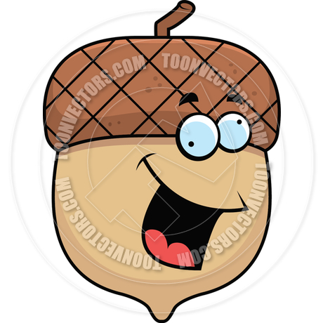 Nutty Acorn by Cory Thoman.