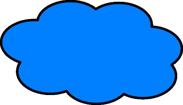 Nube Clip Art at Clker.com.