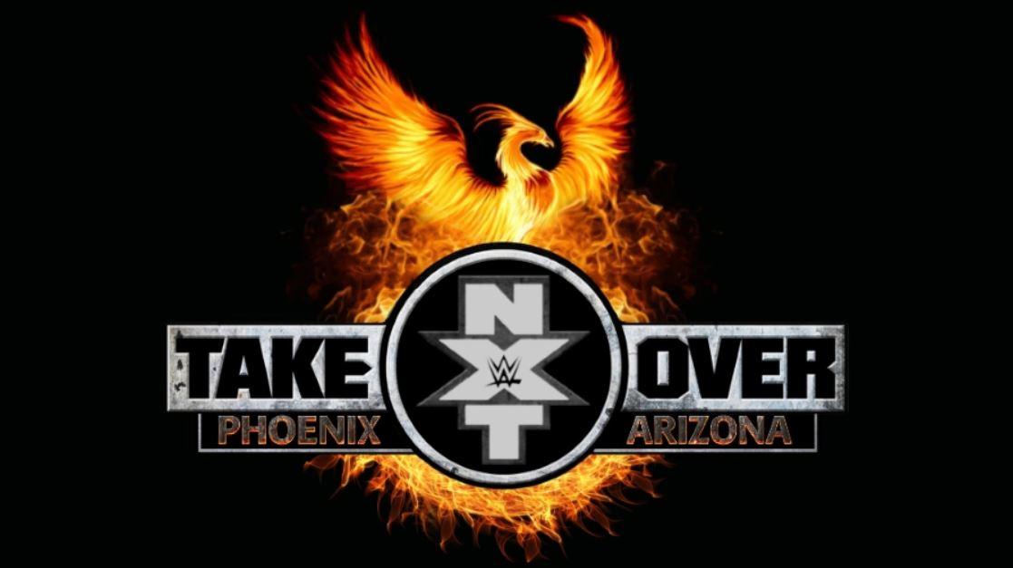 wwe nxt takeover phoenix logo.