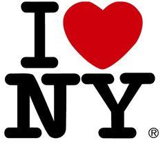 I Love New York Clipart.