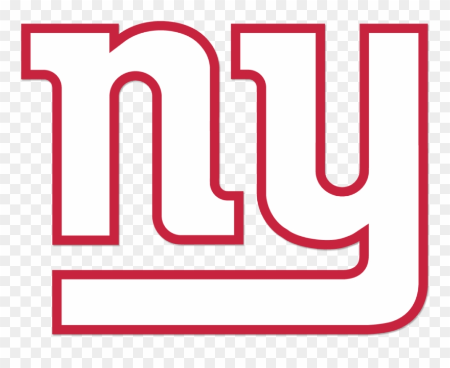 New York Giants Clipart Vector.