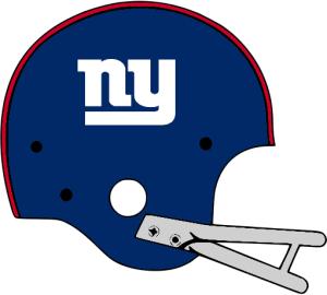 New York Giants Clipart.