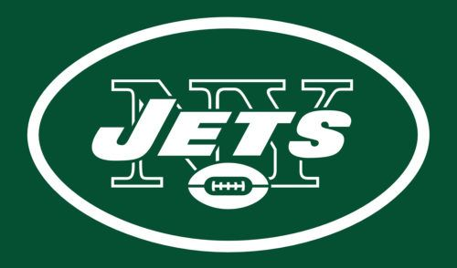 The NY Jets logo, which.