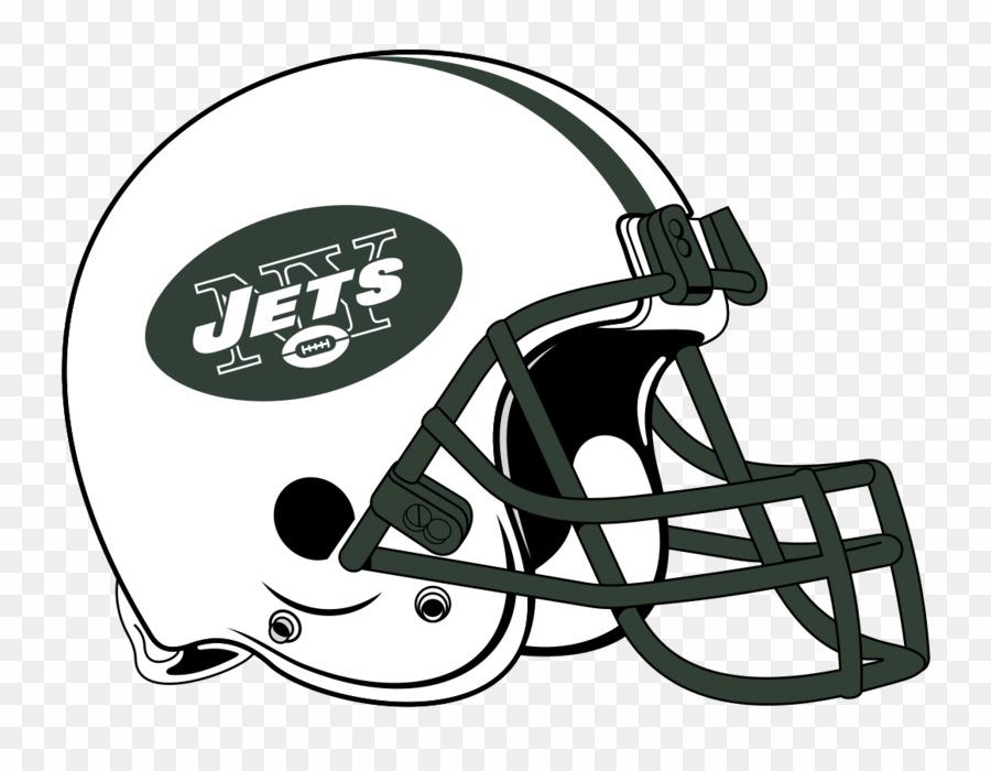 New York Jets Helmet Logo Clip Art.