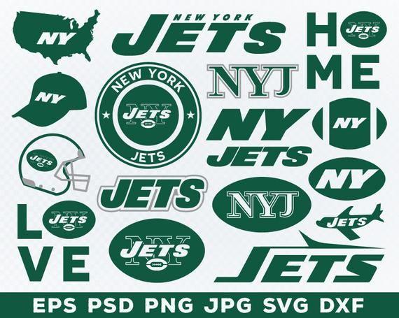 New York Jet, New York Jet Svg, New York Jet logo, New York.