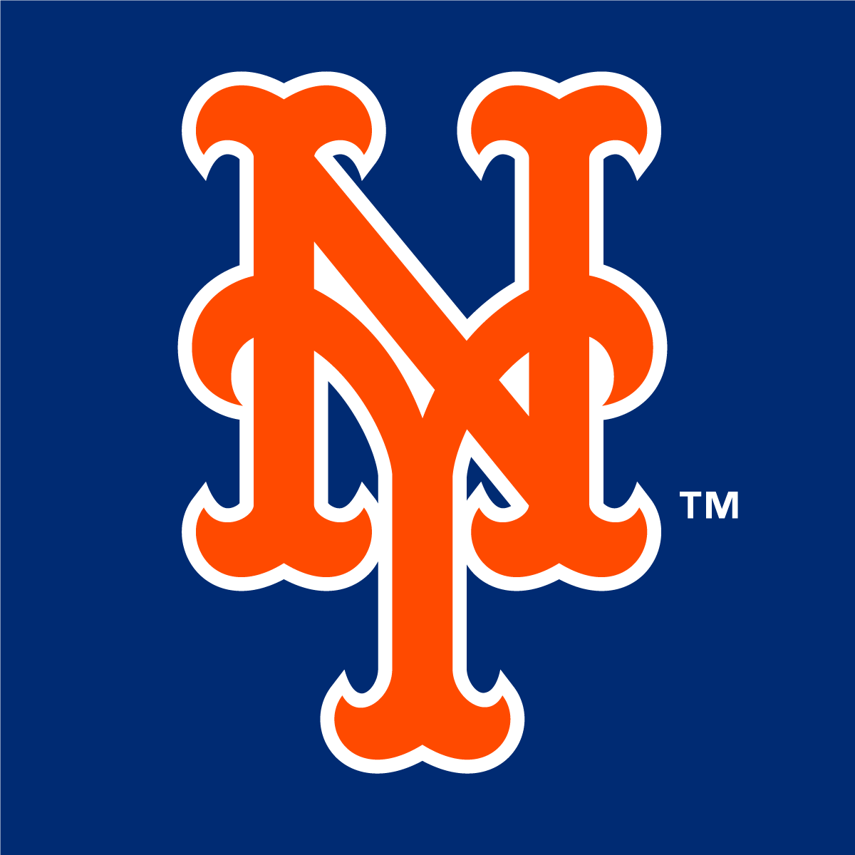 New York Mets Logo Vector.