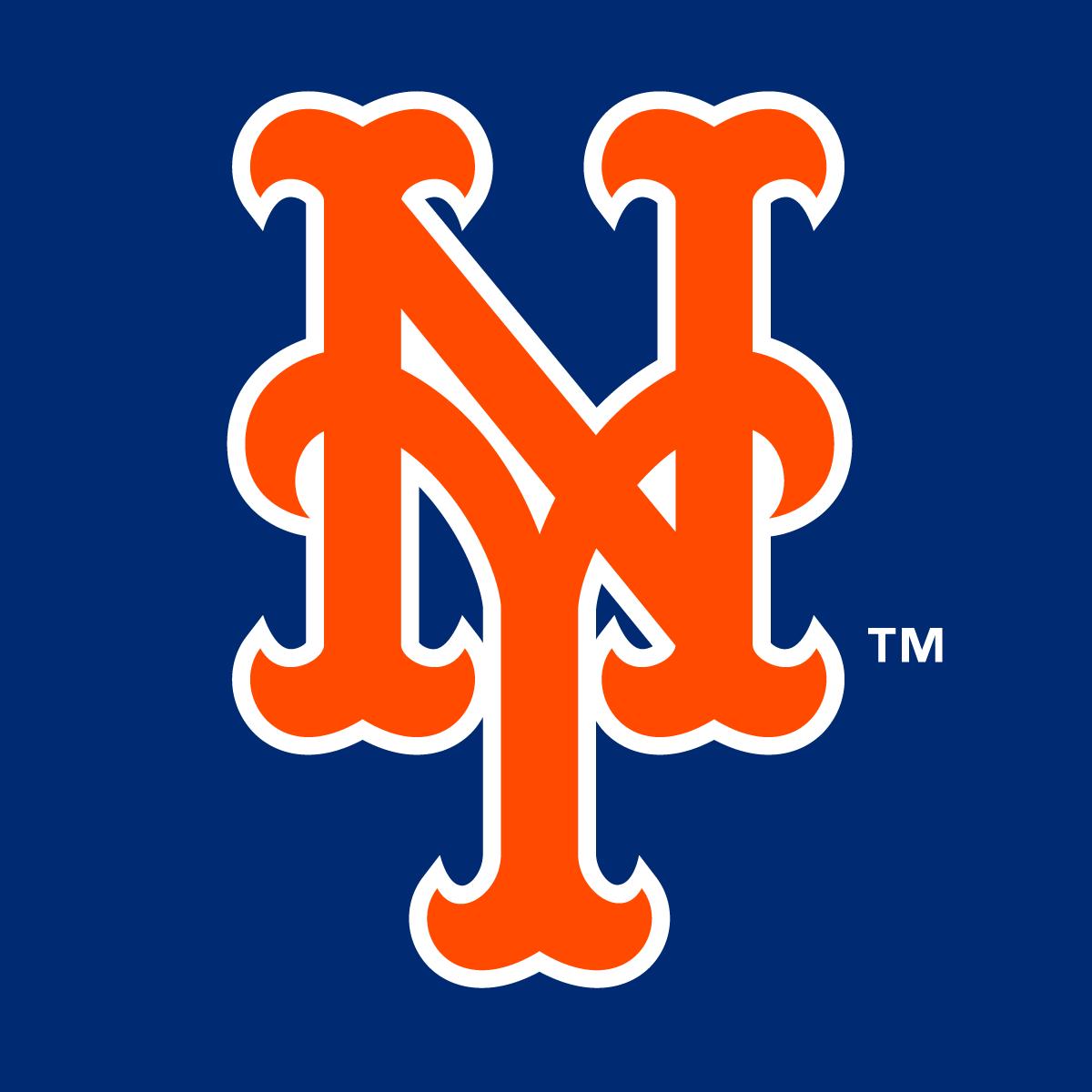 New York Mets Logo Vector.