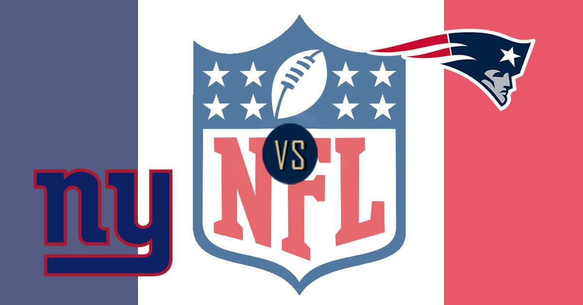 Giants vs Patriots Betting Odds, Pick and Predictions for.