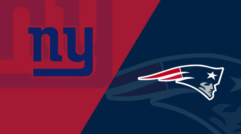 New York Giants at New England Patriots Matchup Preview 10.