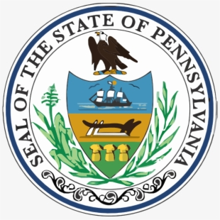 Seal Of Pennsylvania , Transparent Cartoon, Free Cliparts.
