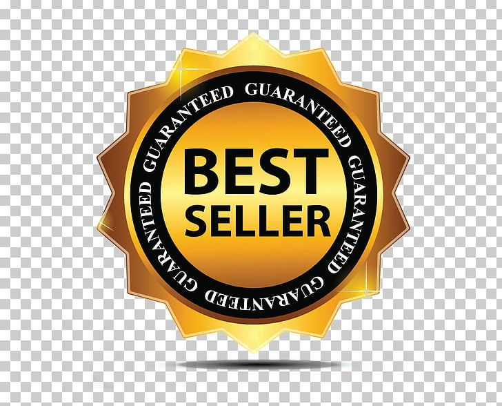 Bestseller Label Sticker The New York Times Best Seller List.