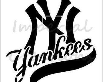 Ny yankees painting.
