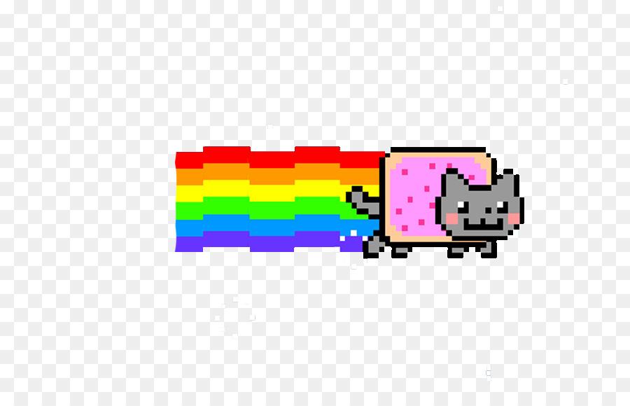 Nyan Cat clipart.
