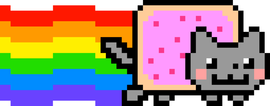 Download Nyan Cat Png Images Transparent Clipart Gallery.