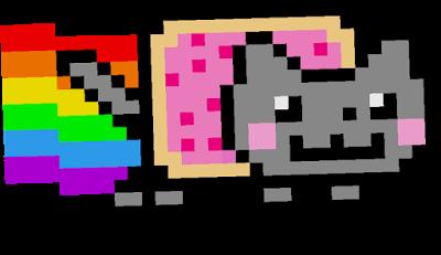 Nyan Cat PNG Transparent Images.