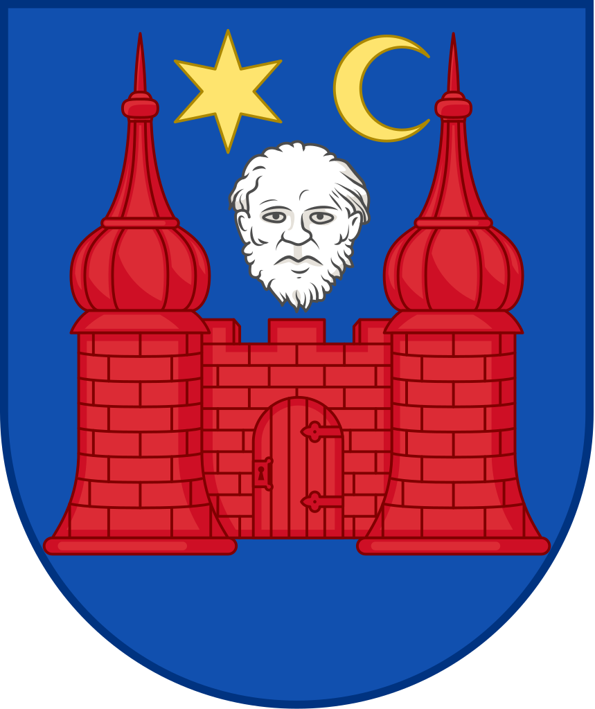 File:Coat of arms of Nyborg.svg.