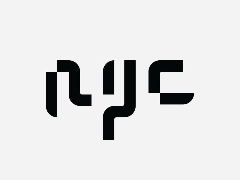 NYC Logo by Mateusz Delegacz on Dribbble.