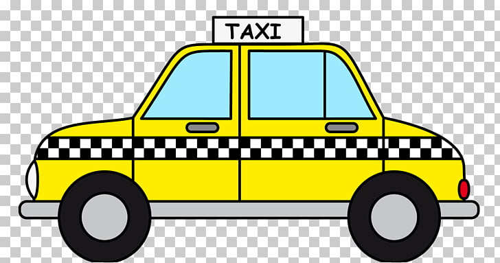 Taxicabs of New York City Yellow cab , taxi PNG clipart.