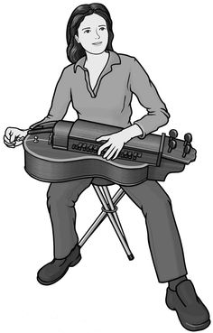 World musical instruments: A  world musical instruments.