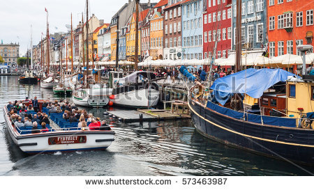 Nyhavn new harbour clipart #15
