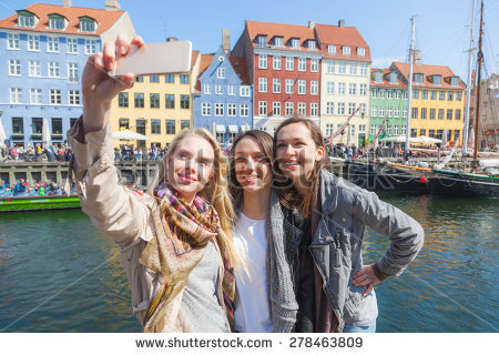 Nyhavn new harbour clipart #10