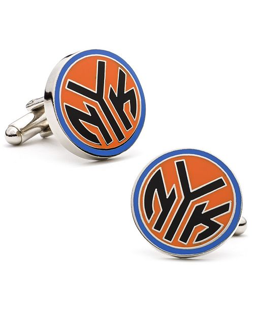 New York Knicks NYK Logo Cufflinks.