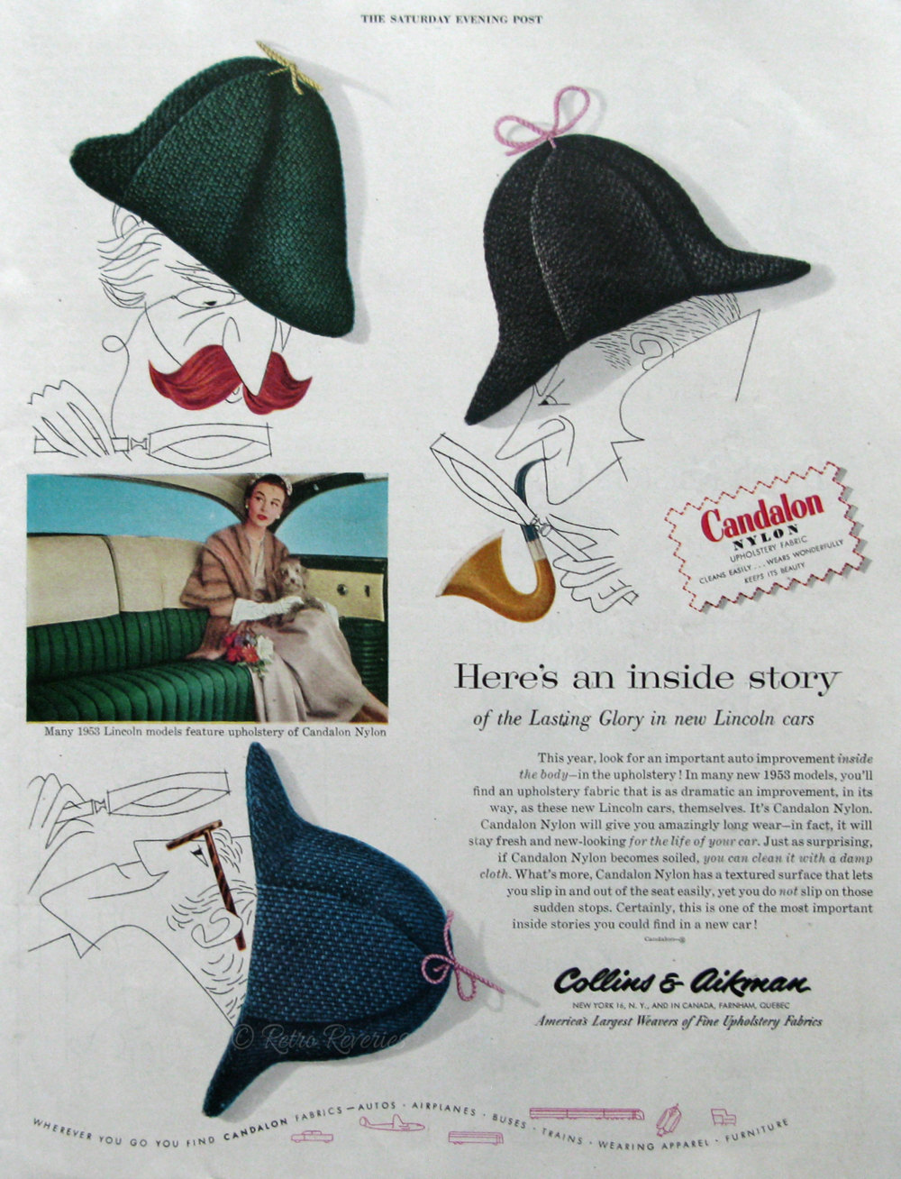 Sherlock clipart fabric.