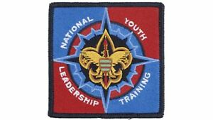 Details about BOY SCOUT NATIONAL YOUTH LEADERSHIP TRAINING PATCH EMBLEM BSA  OFFICIAL LICENSED.
