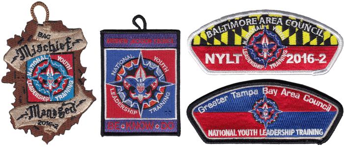NYLT Course Custom Items.