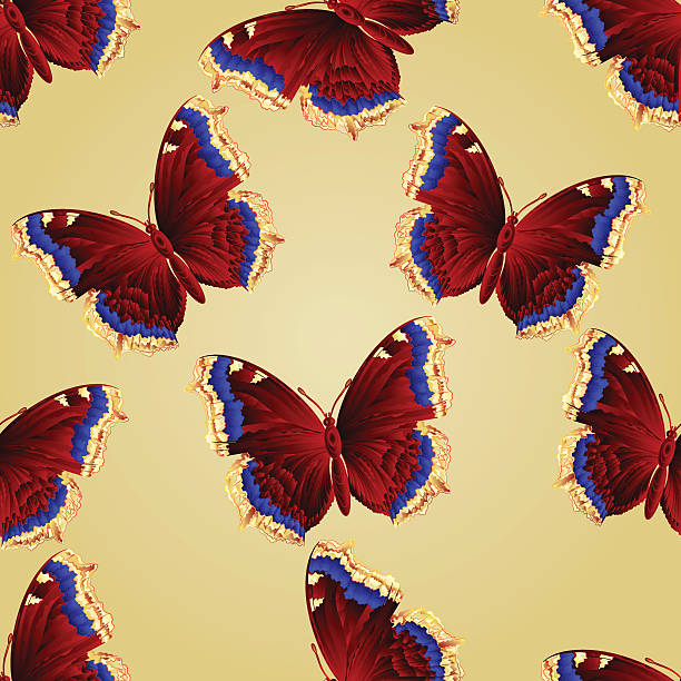 Mourning Cloak Butterfly Clip Art, Vector Images & Illustrations.