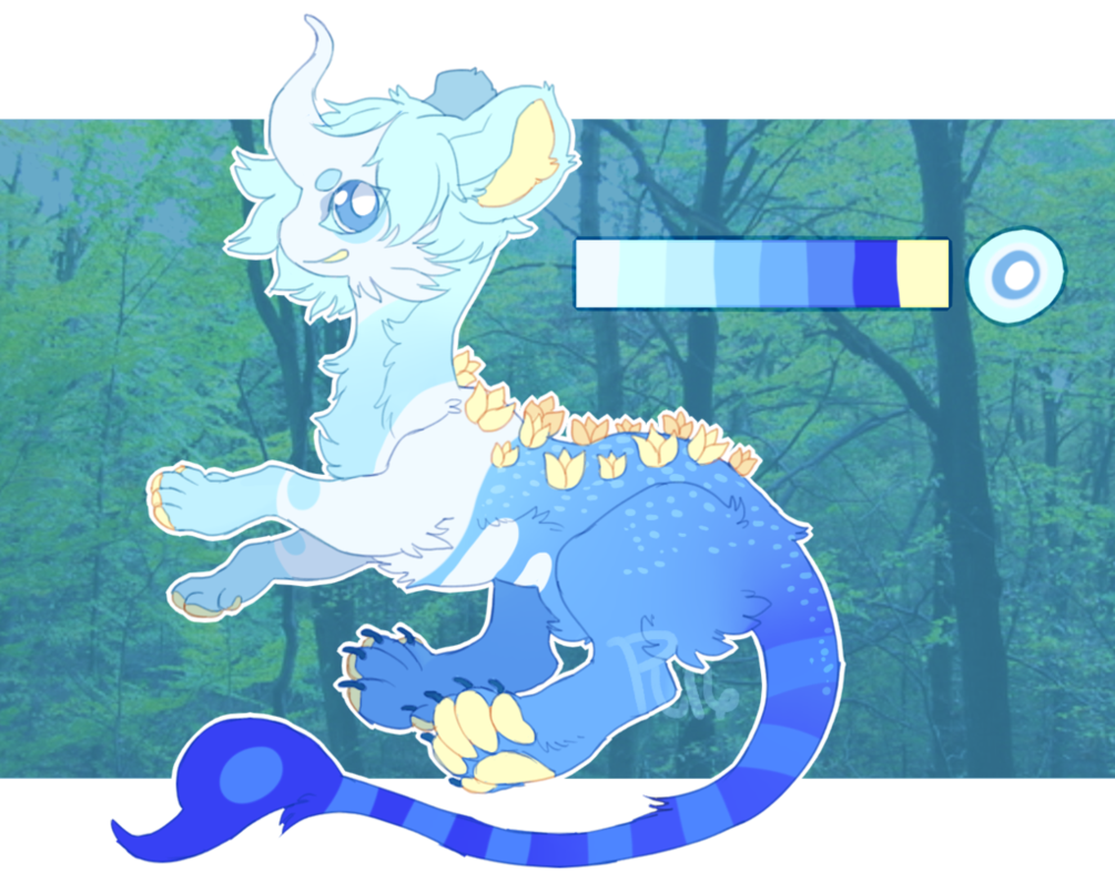 Ref: Nymphea by TheRiversEdge on DeviantArt.