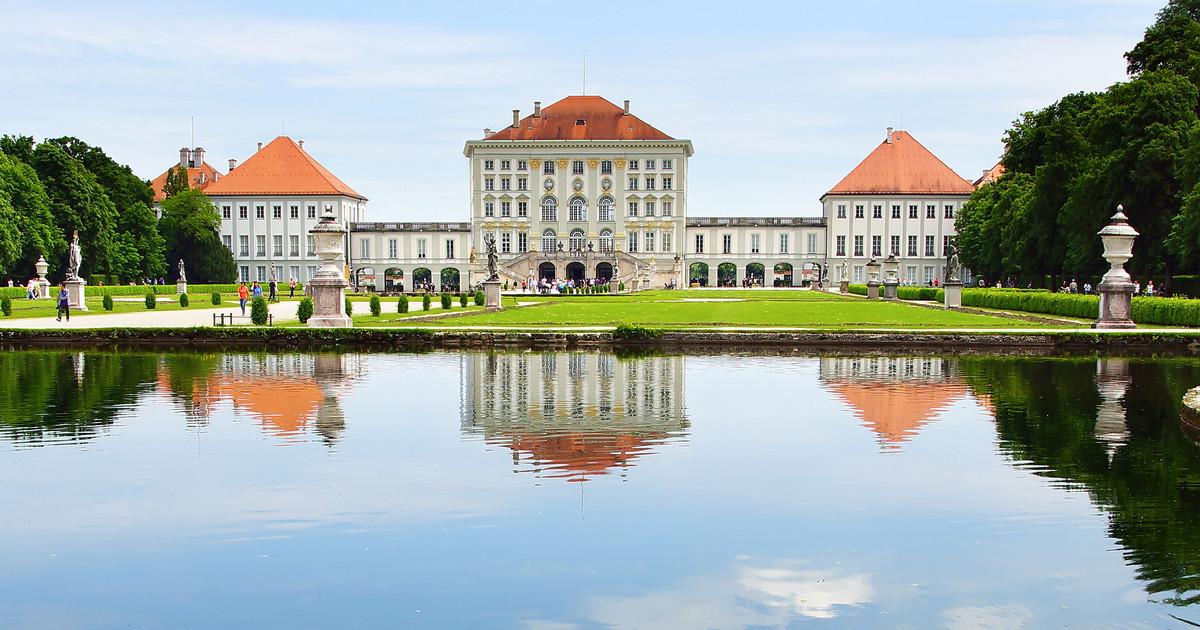 Nymphenburg Palace Munich.