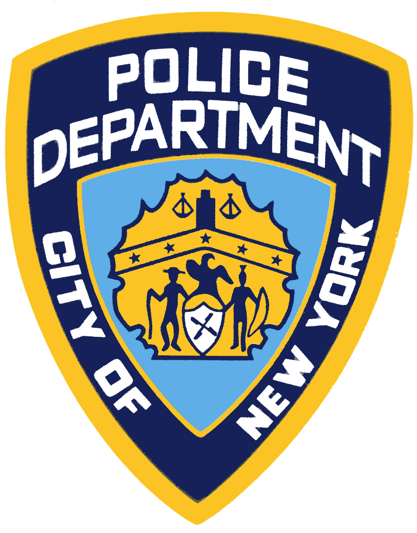 New york police clipart.