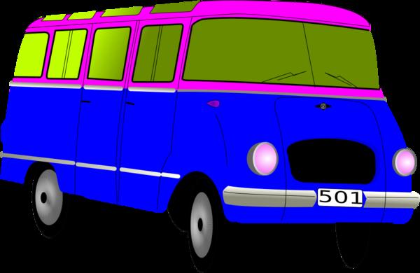 Nysa 501 mikrobus.