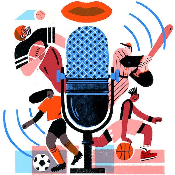 7 Podcasts for the Sports Fan.