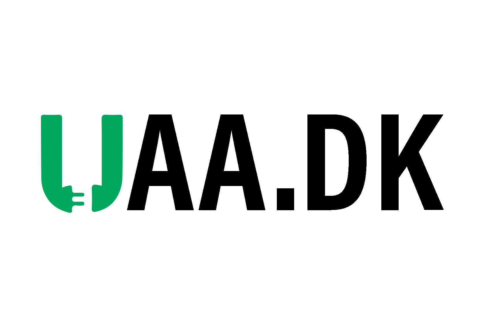 Nyt logo til uaa.dk.