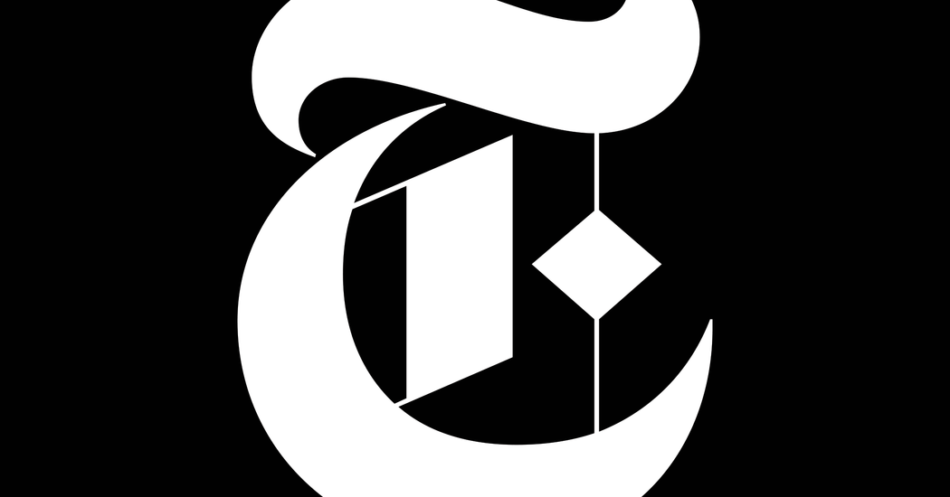 The Masthead of The New York Times..