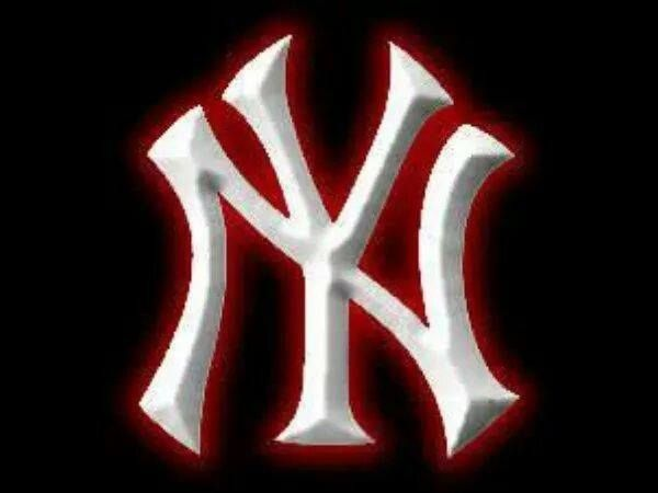 NYY logo.